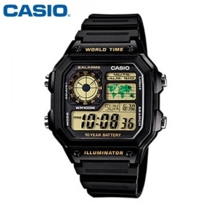 AE-1200WH-1B 시계 CASIO dangoltopcjw196